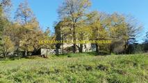 Tredozio (FC) Casale di montagna in sasso terreno agricolo di 36 ettari in splendida location posizione paradisiaca in Vendita